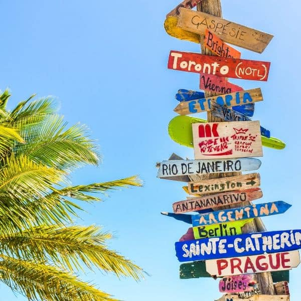 Plan an Exotic Vacation